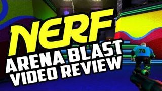Retro Review - Nerf Arena Blast PC Game Review